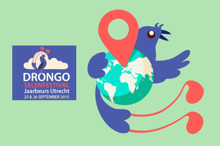 Het DRONGO talenfestival